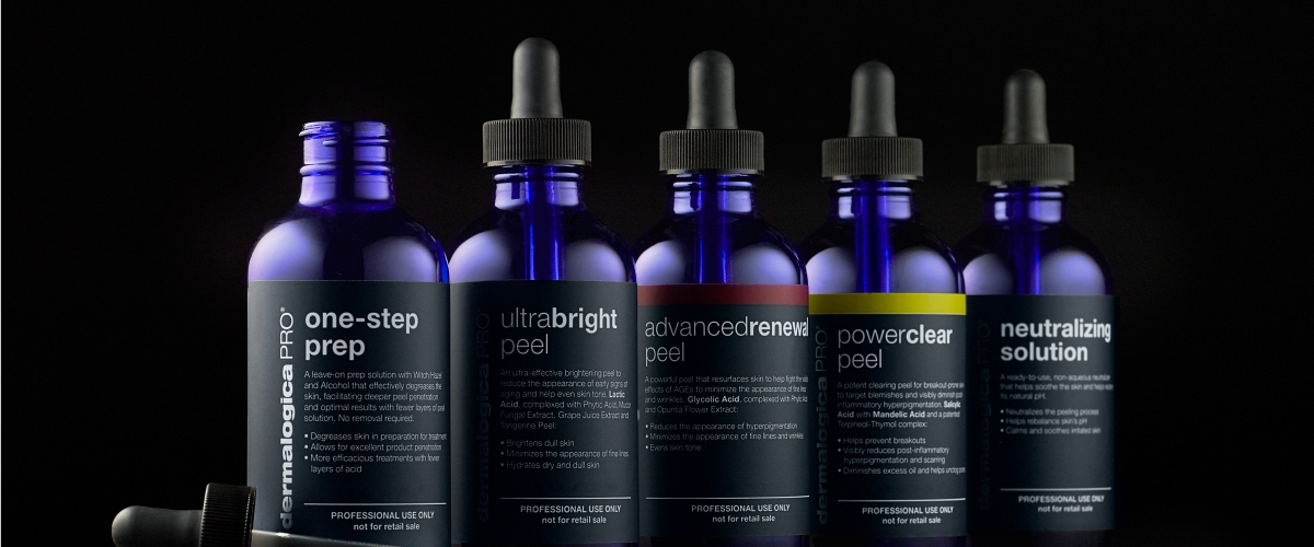 Pro Power Peel Lineup with Dropper